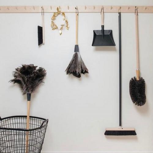 Andrée Jardin | Reinigungsutensilien sahen nie schicker aus
