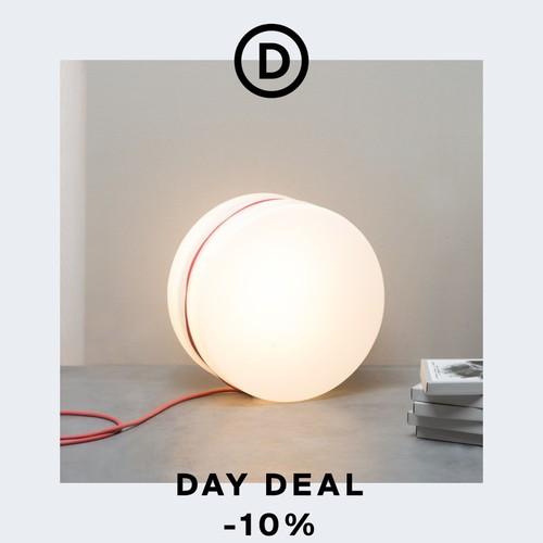 Deal des Tages   Licht trifft Kunst: Originelle Leuchten