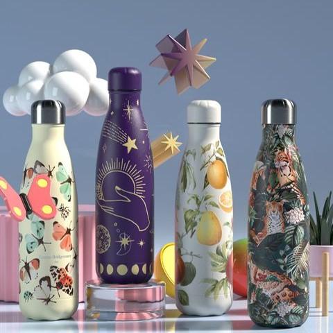 Chilly's   Stilvolle Mehrwegflaschen & Behälter
