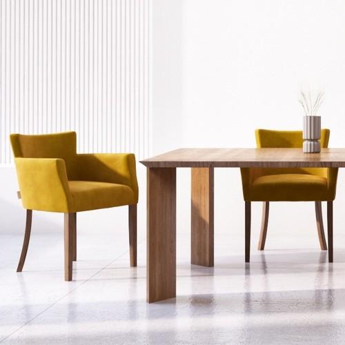 Ted Lapidus Maison | Stilvolle Esszimmer: Elegante französische Stühle