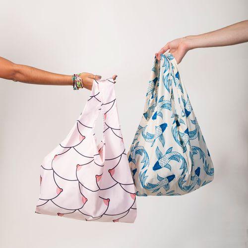 KINDBAG   Taschen, die mit Liebe für die Umwelt hergestellt werden