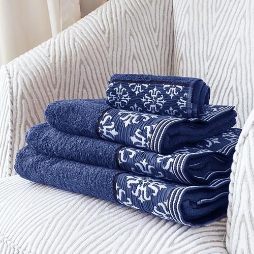 Ted Lapidus Maison | Luxus zum kleinen Preis: Textilien fürs Bad