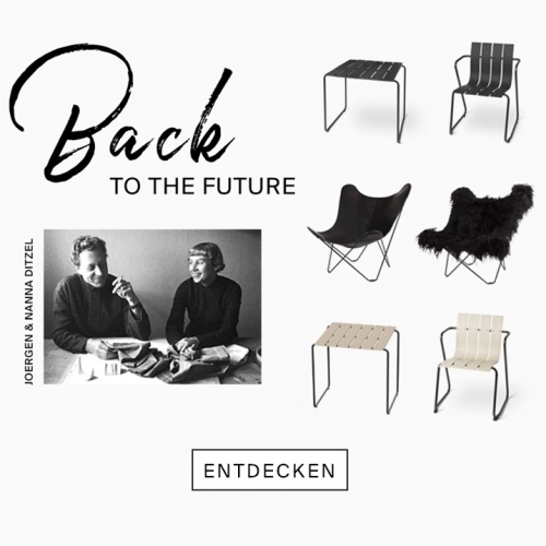 Back to the future | Design-Klassiker neu interpretiert