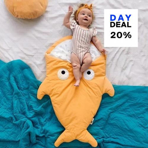 Baby Bites | Süß verpackt: Bunte Baby-Schlafsäcke