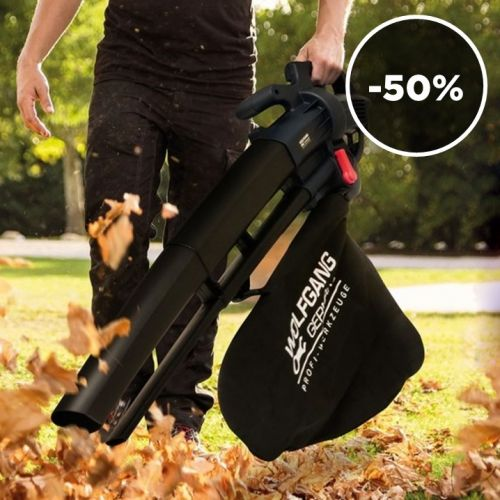 Wolfgang | Electric Leaf Blower at -50%