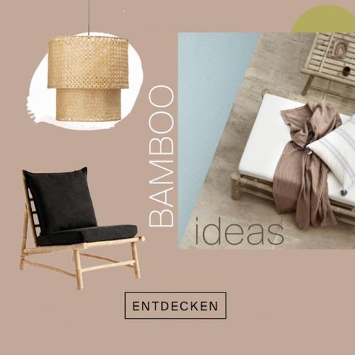 Bambus-Ideen | Warum Bambus der Trend ist
