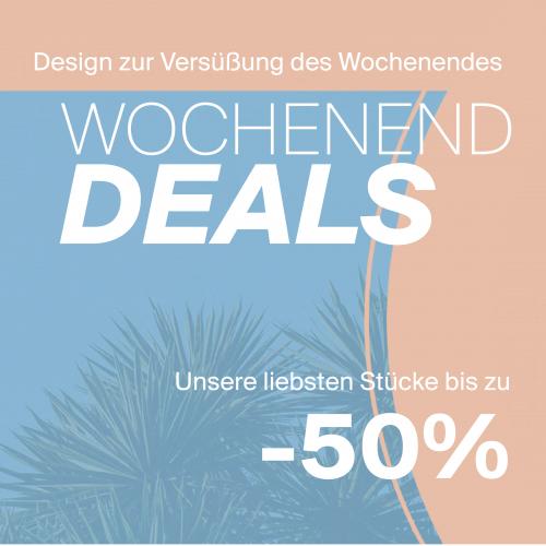 Wochenend-Deals | Unsere liebsten Stücke bis zu -50%