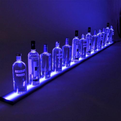 Vipply | Impressive LED Bar Shelfs