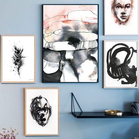 wallpiece | Expressive Art Prints