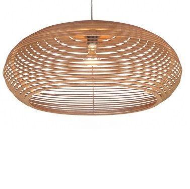 Simon Lockwood | Wooden Eclipse Lamp