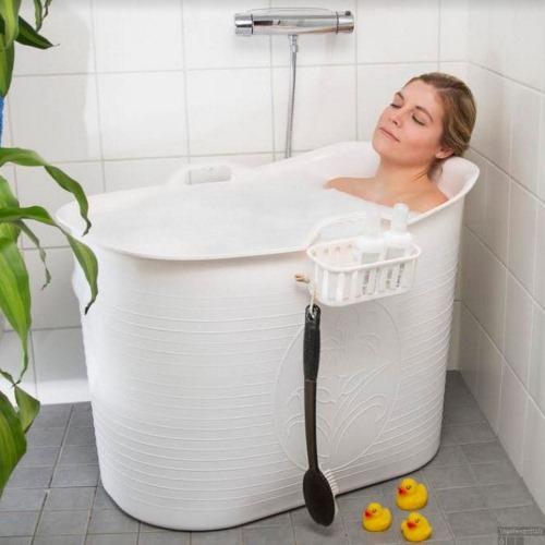 Bathbucket | Einfach cool, dieser Badeeimer!