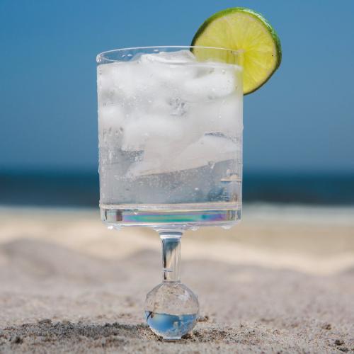 Beach Glass | Coole wiederverwendbare Strandgläser