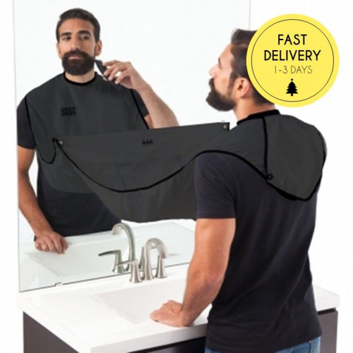 Beard King | The Ultimate Beard Hair Catcher Bib