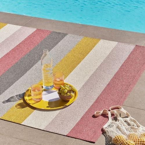 Pappelina   Innovativ & farbenfroh: Ökologische Teppiche