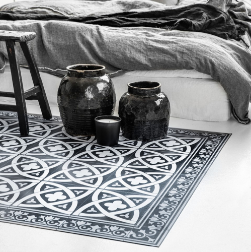 Beija Flor | Traditionell inspirierte Fußmatten
