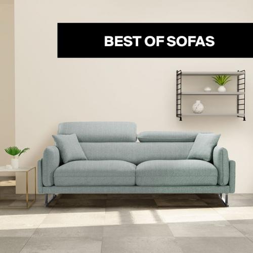 Best of Sofas | Unsere Lieblingssofas zum Zurücklehnen & Entspannen