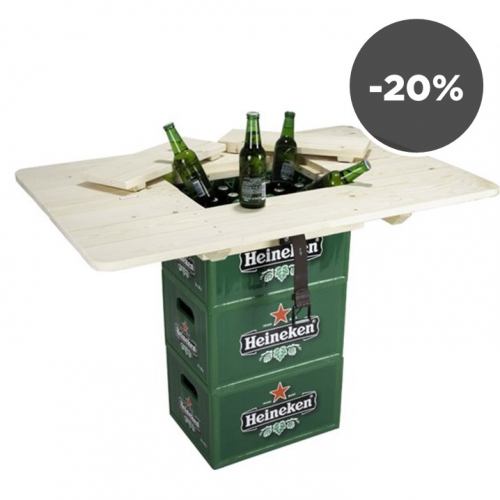 Bierbar | The Perfect Partyproof Beer Table