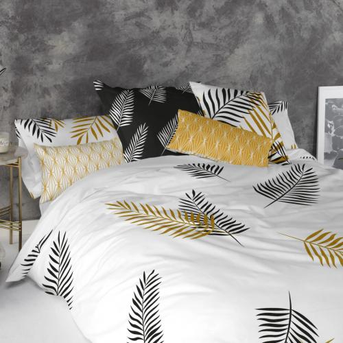 Blanc.   Traumhaft: Bettwäsche mit stylischen Prints