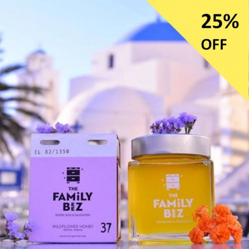 THE FAMILY BEEZ | Organic Honey