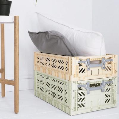 DAY | Bunte Lagerkisten und Koffer