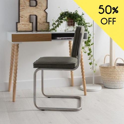 Breazz | Bauhaus Inspired Rib Chairs