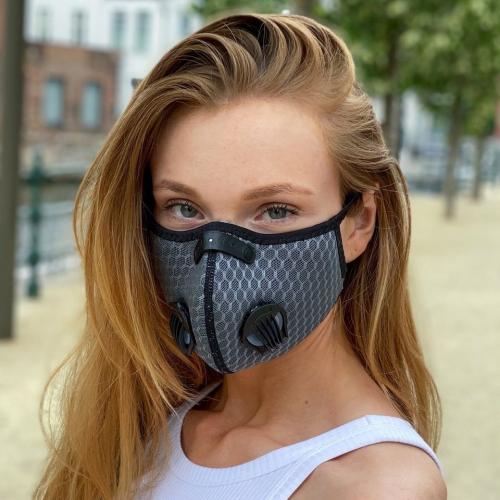 Breezy | Die Gesichtsmaske zum Sporteln & Arbeiten