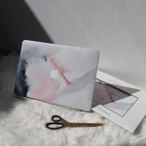 Wanderer Wanderer | Delightful Marble MacBook Stickers