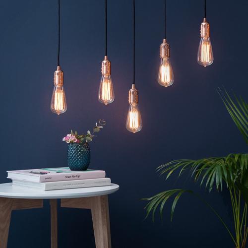 BULB ATTACK | Industrial-Chic: Mehr als nur Beleuchtung