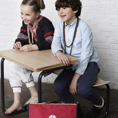 Lecons de choses   Retro Kids Desk