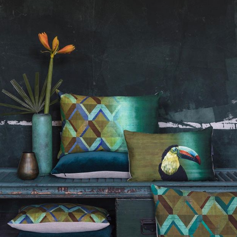 By.Noon | Paintlike Printed Cushions