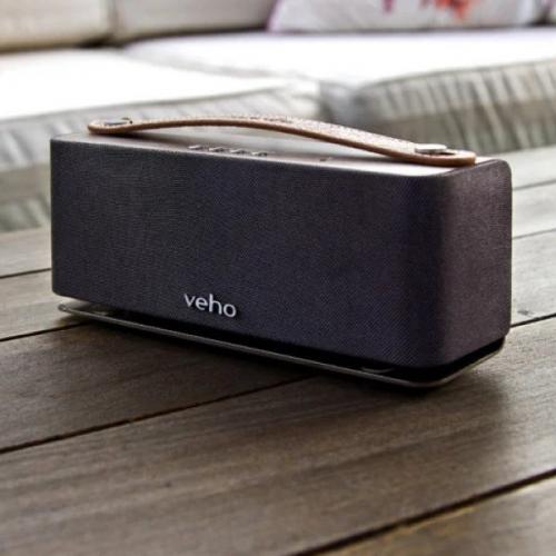 Veho | Premium-Sound: Kabellose Laufsprecher, Kopfhörer & mehr
