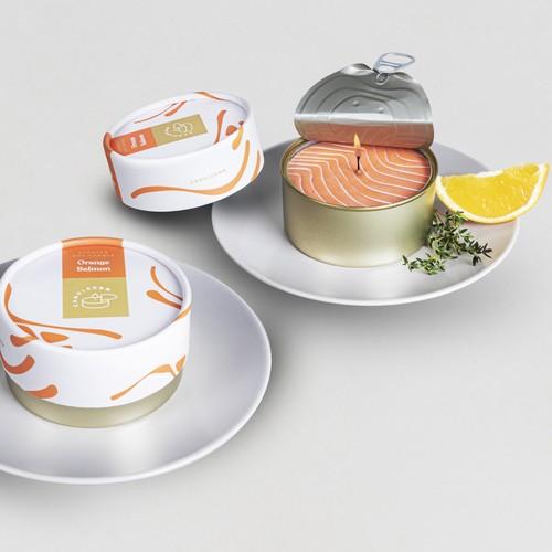 CandleCan | Das Auge riecht mit: Einzigartige Gourmet-Duftkerzen