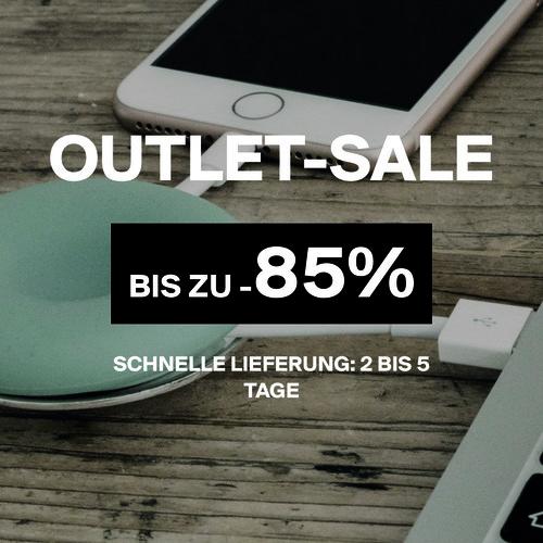Outlet-Sale | Bis zu -85%