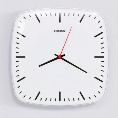 Kibardindesign   Coulourful Analog Clocks