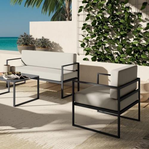 Calme Jardin   Relax-Modus: Komfortable Gartenmöbel