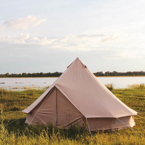 CanvasCamp | Camping de luxe: Zelte & Zubehör