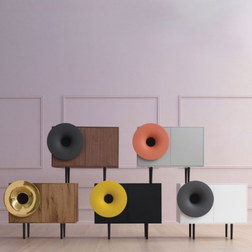 Miniforms | Sideboards with HiFi Sound System