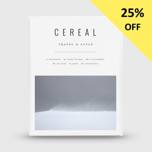 Cereal | Travel & Style Editions