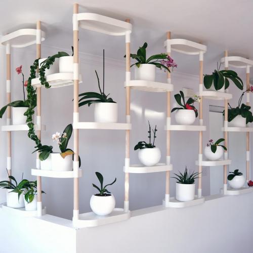 CitySens | Selbstbewässernd & recycelt: Smartes Pflanzenzubehör