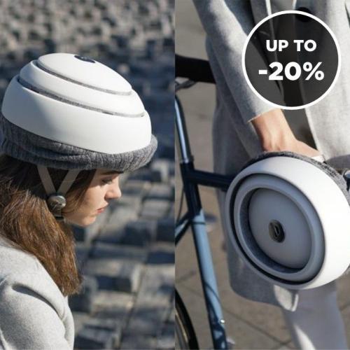 Closca | Bottles & Helmets for Bikers
