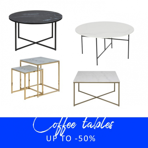 Marble Side Tables | Timeless yet So Beautiful
