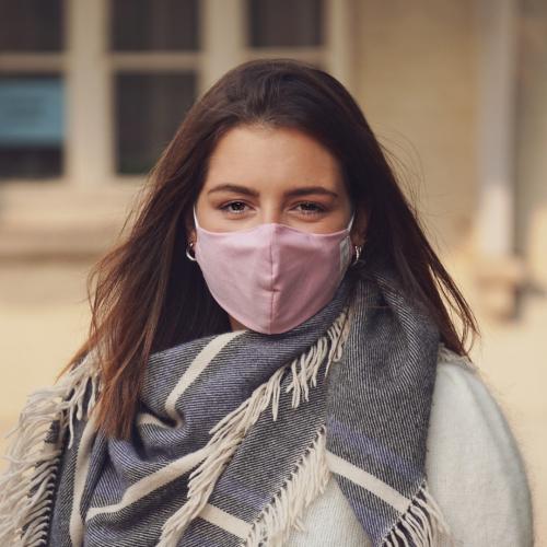 COTTON SMILE | Bleib gesund: Masken für Groß und Klein