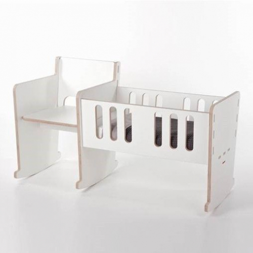 D van Dirk | Crib Chair Combo