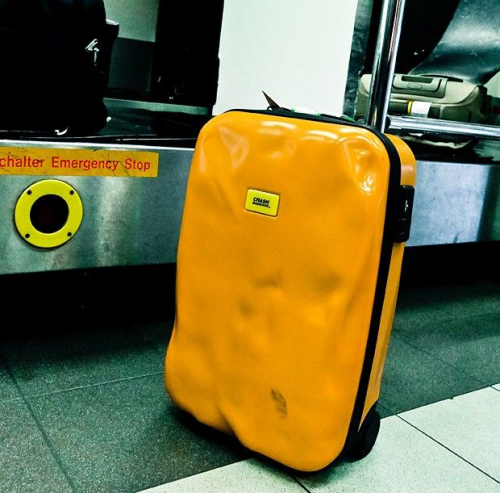 Crash Baggage | Handle without Care