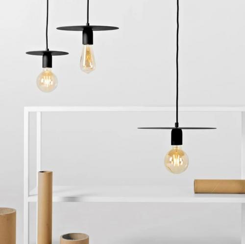 Customform | Leuchtend im Trend: Industrielle Lampen