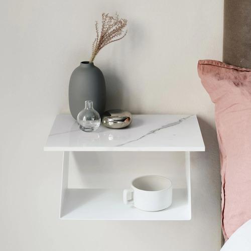 Maze | Minimalist bedside table or shelf