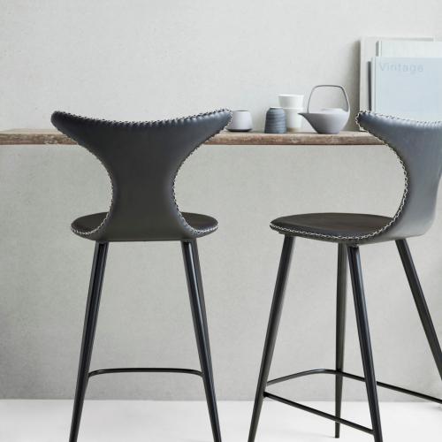 Dan-Form | Premium-Barhocker aus Dänemark