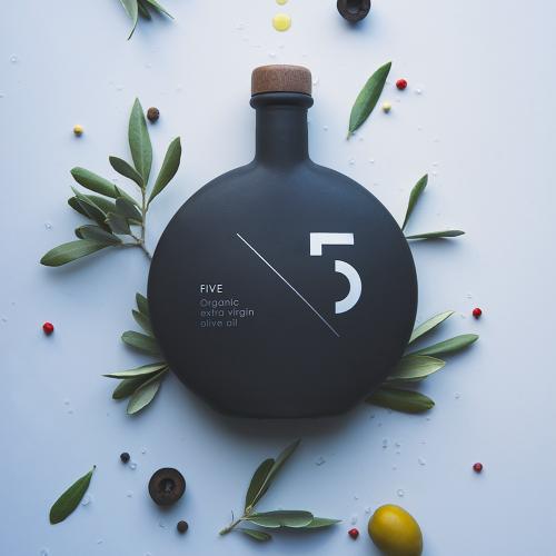 Five Olive Oil | Edles Qualitätsprodukt: Griechisches Olivenöl