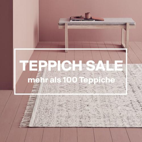 Teppich Sale | Farbe & Wärme für dein Zuhause