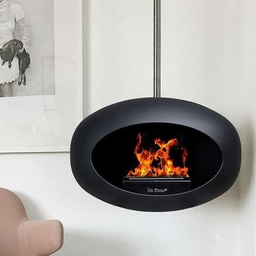 Le Feu | Modern bio fireplaces from Denmark